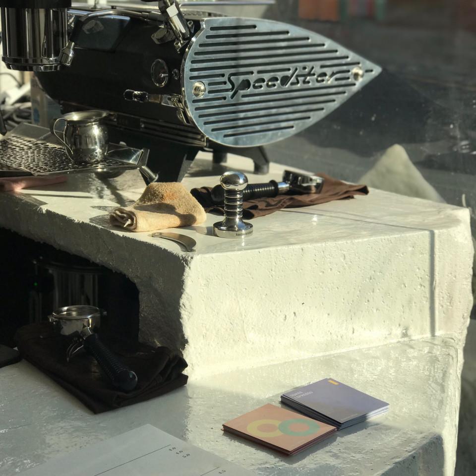 孔徳洞】UNDERSTAND COFFEE | Little Korea Book