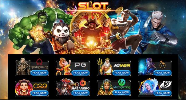 4 Provider Game Slot Online Yang Mudah Menang 2020 Situs Judi Slot Online