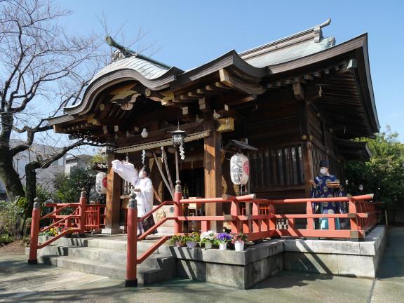 三谷八幡神社 公式サイト