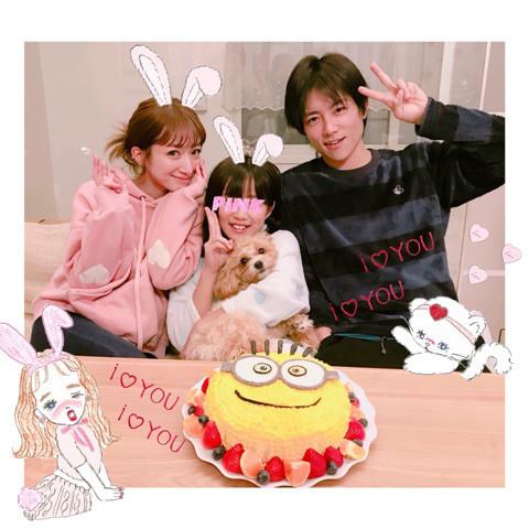 アイドルグループ・モーニング娘。の元メンバーでタレントの辻希美が26日、自身のブログを更新し、同日10歳の誕生日を迎えた長女・希空(のあ)ちゃんを祝福する