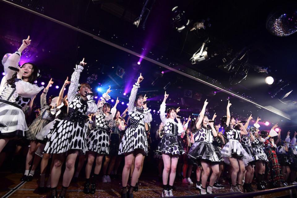 AKB48、13周年記念公演で全シン...