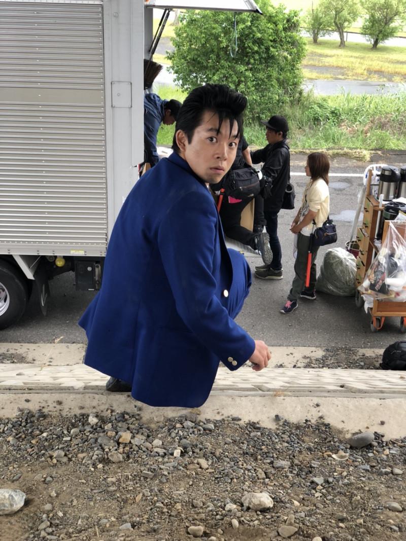 10月14日からスタートする俳優の賀来賢人(29)が主演を務める日本テレビ系10月期新日曜ドラマ『今日から俺は!!』(毎週土曜よる10時30分~)の出演者によるリレー