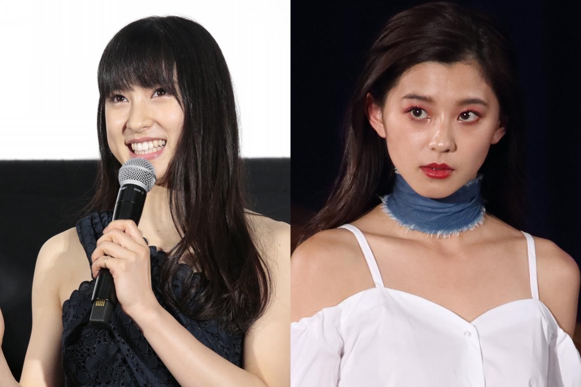 女優の土屋太鳳が7月30日に更新したInstagramにて、女優でモデルの朝比奈彩との仲良しセーラー服ショットを公開している。