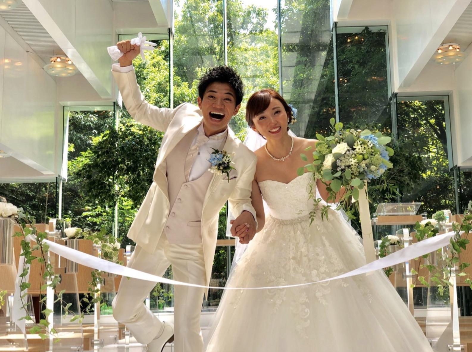 吉木りさ、和田正人との結婚披露宴を語る「終始しあわせな1日でした」