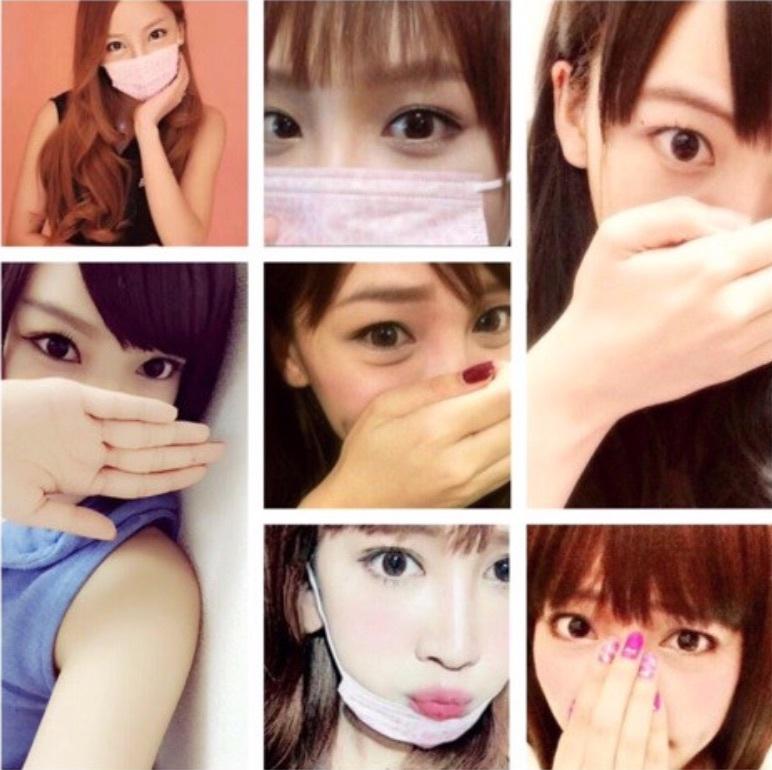 2011年に、板野友美のそっくりさんとして注目を浴びたざわちんだが、ものまねしたAKB48グループのメンバーは板野だけではなく、篠田麻里子、大島優子、島崎遥香、小嶋