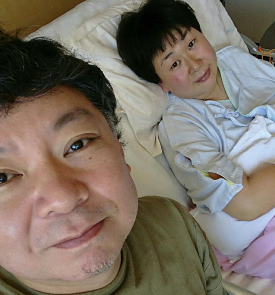鈴木おさむ、入院中だった妻・大島美幸との2ショットに改めて「好きです」