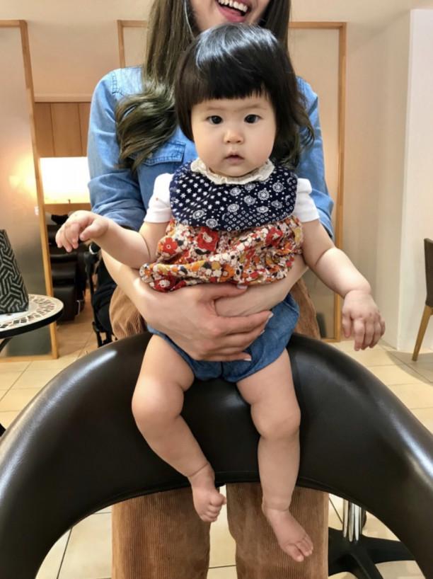 窪塚洋介の妻 pinky 娘が1歳の誕生日を迎えたことを報告 愛しい幸せな