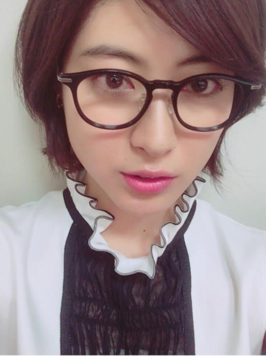 「メガネ 瀧本美織」の画像検索結果