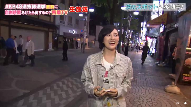 """兒玉遥さんの総選挙直前""""生密着""""番組の放送がスタート"""