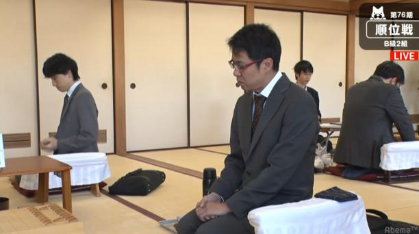 将棋・野月浩貴八段、全勝キープ...