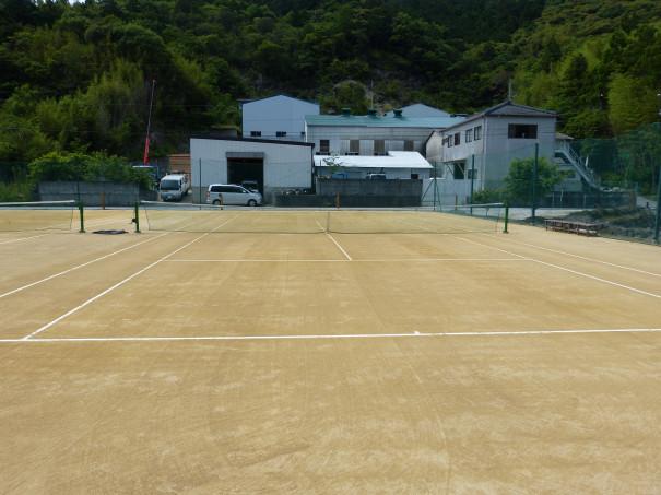 クレー コート テニス