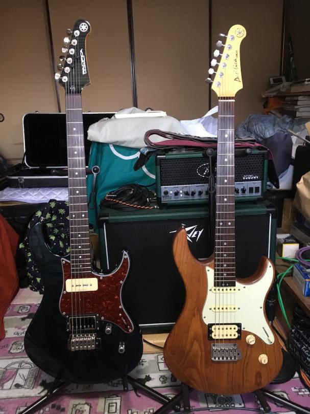 パシフィカ ヤマハ 最初のエレキギターにおすすめ!ヤマハ・パシフィカの評判と1年使用レビュー