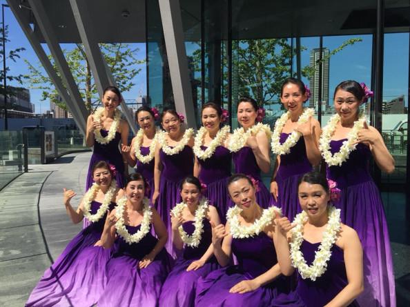 cc6e3e181ae8e 第1回 Aloha Hula Carnival 2018に参加