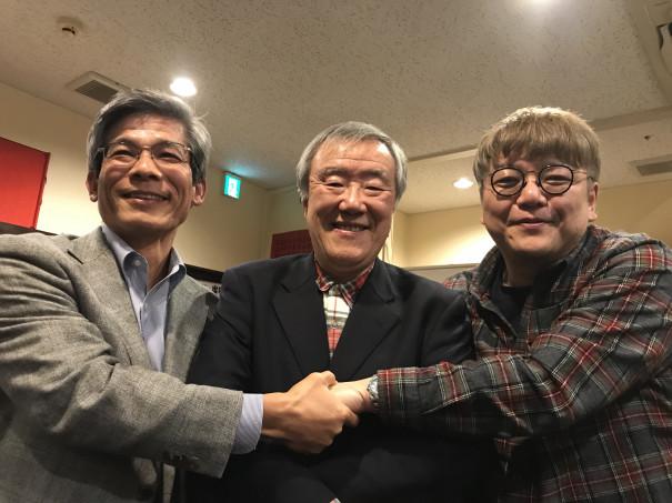 12/9(土)14時:出口治明×麻生川静男×角田陽一郎パネルディスカッション ...