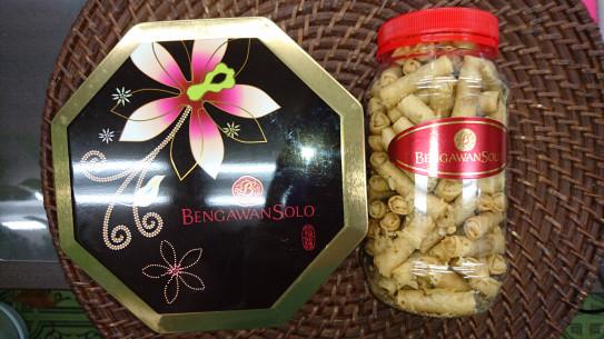 シンガポール お土産 ~ブンガワンソロ~ | niconico-snack