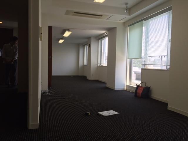 新事務所の開業準備