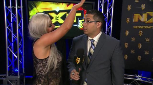 WWEがまたまたアナウンサーを解...