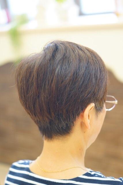 おばさん ぽく ない 髪型