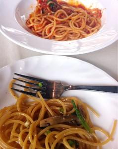 モンテ パラ ティーノ ディナー