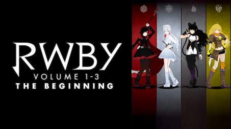 rwby volume 1 3 the beginning 2018年秋アニメ 新作アニメ