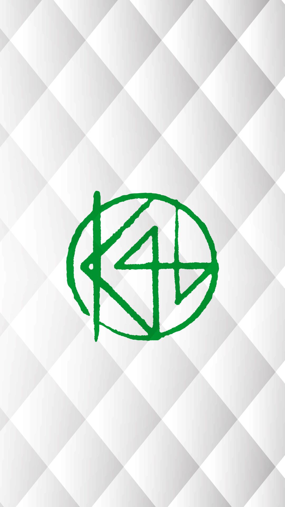 【欅坂46】ロゴシンプルバージョンスマホ壁紙画像 170417|01
