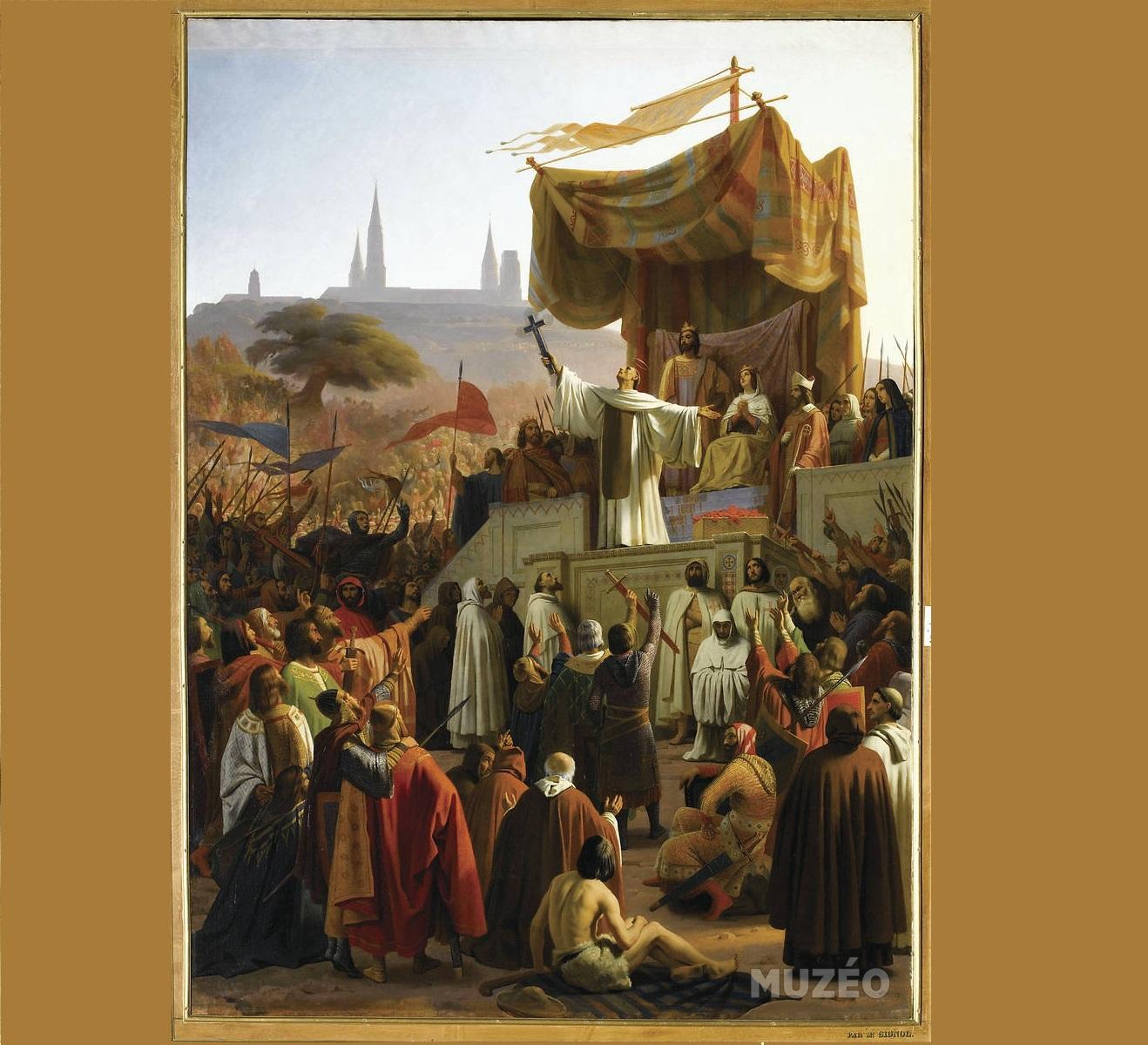 第2回十字軍3カリスマ、サンベルナール