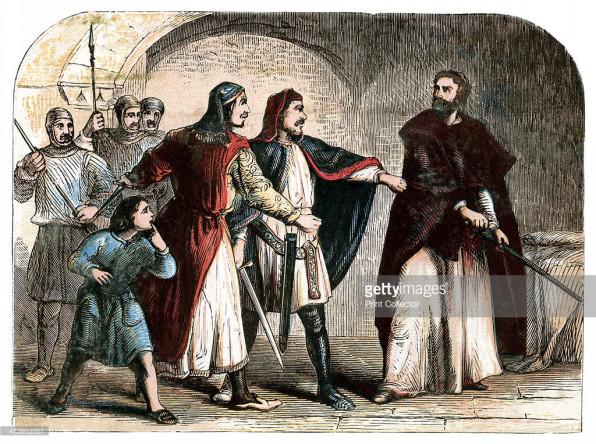第3回十字軍14-獅子心王欧州で逮捕 | キリスト教で読む西洋史ー聖女 ...