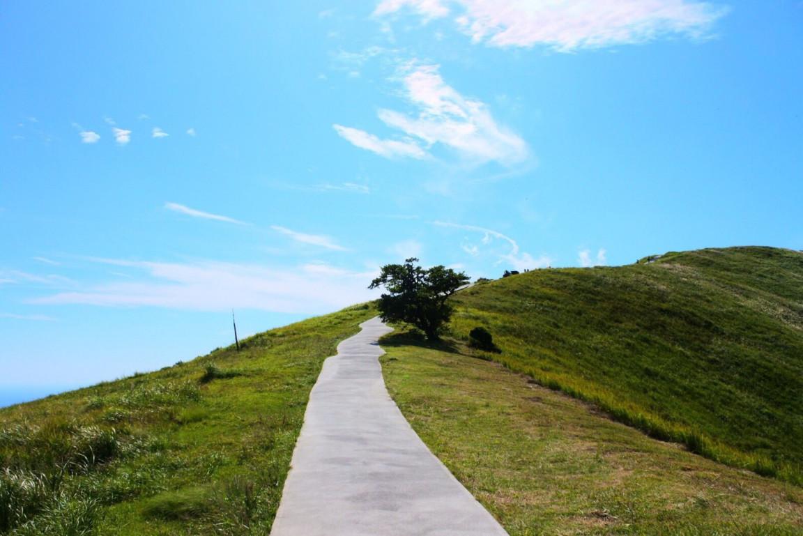 大室山遊歩道