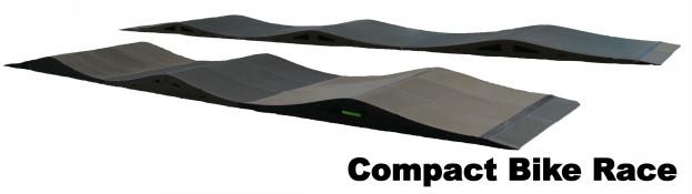 新競技「Compact Bike Race」