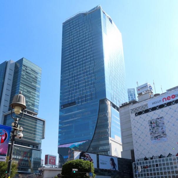 渋谷 スクエア