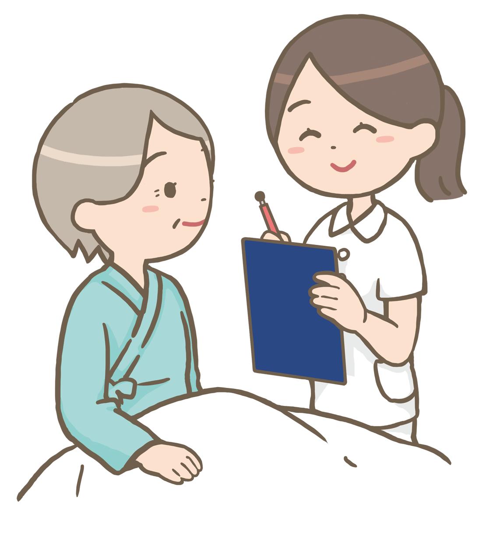 看護 学生 イラスト