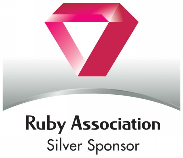 rubyアソシエーション協賛会員 silver sponsor になりました 株式
