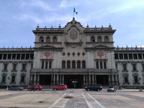 グアテマラシティの国立宮殿(旧大統領府) | グアテマラ旅行のガイド ...
