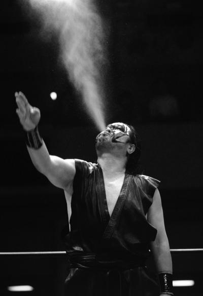 【BUBKA 1月号】天龍源一郎がレジェンドレスラーについて語る ミスタープロレス交龍録 第三回 「ザ・グレート・カブキ」