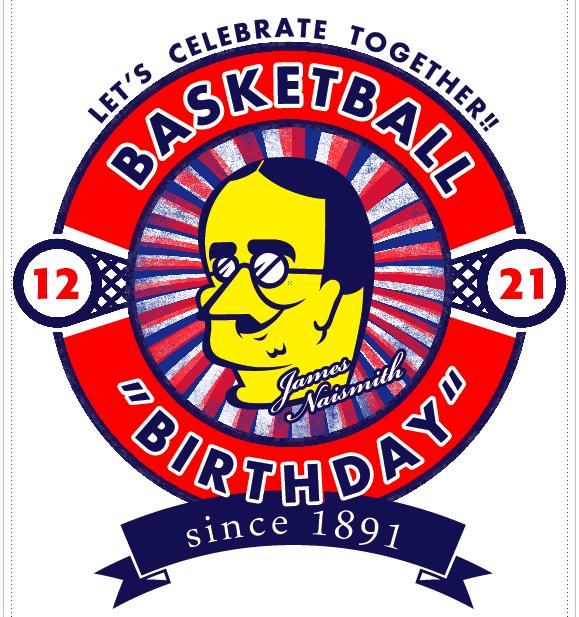 12月18日(月)バスケの誕生日を祝うイベント開催!