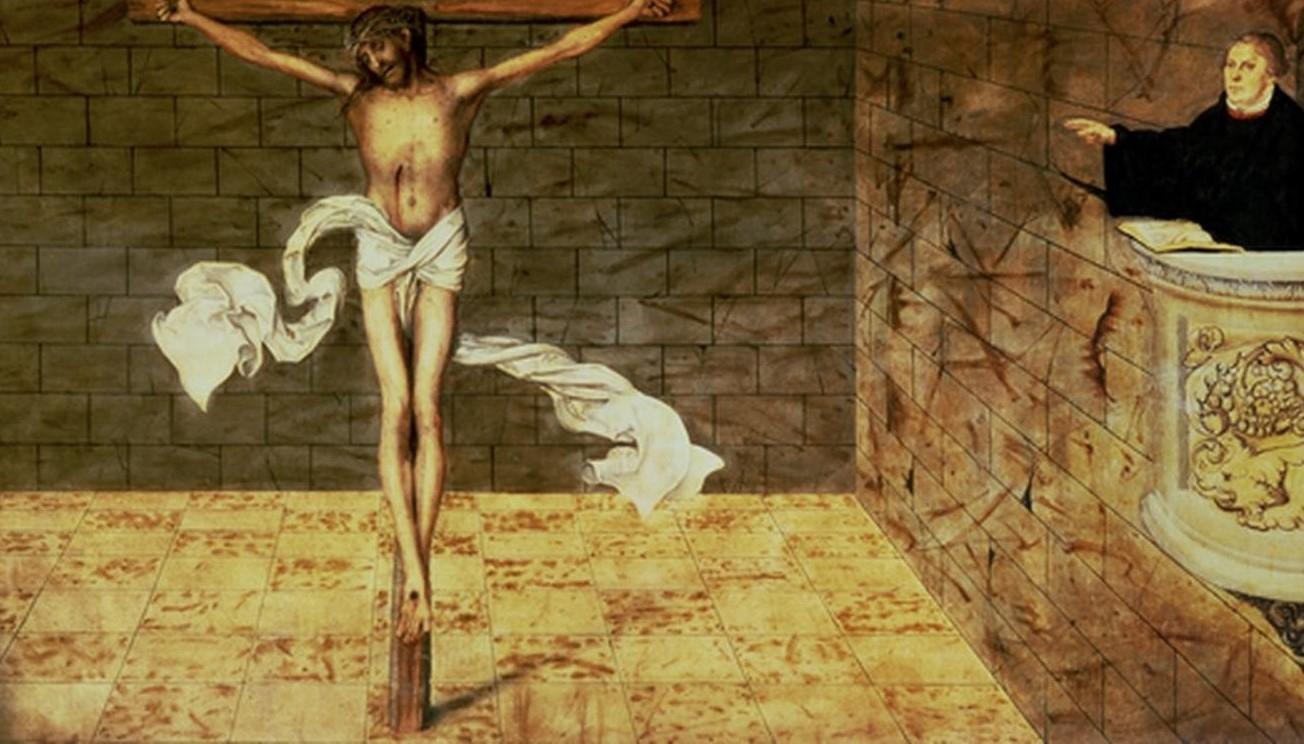 「マルティン・ルターと宗教改革」12 「ルターの神学思想」