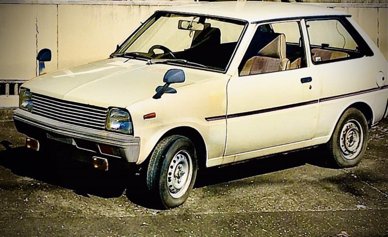 ミニカという車体。
