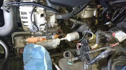 車 エアコン ガス 漏れ