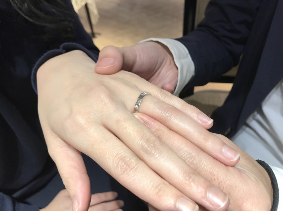brand new 56bf9 73237 ◇香港でハリーウィンストンの結婚指輪を買った話2 | 彼はそう ...