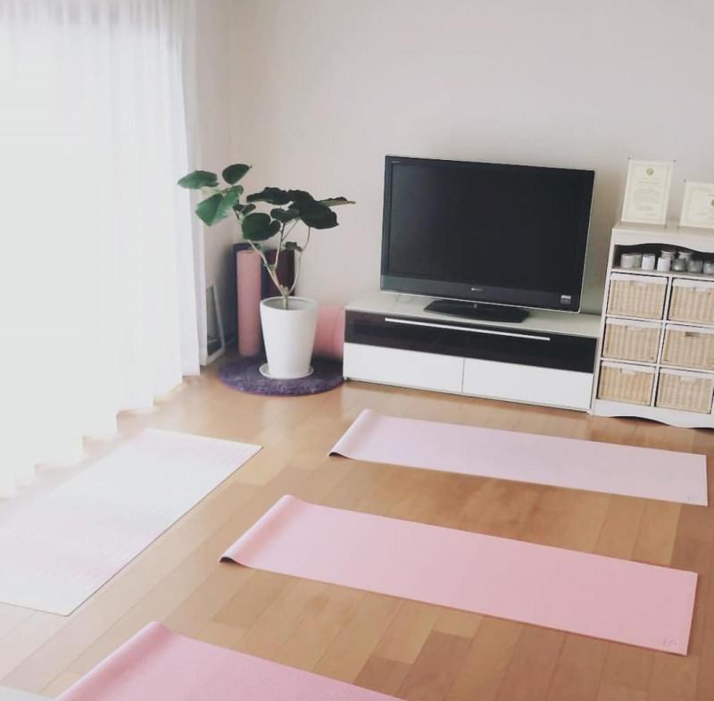 新居浜おうちヨガ教室lokahiの画像
