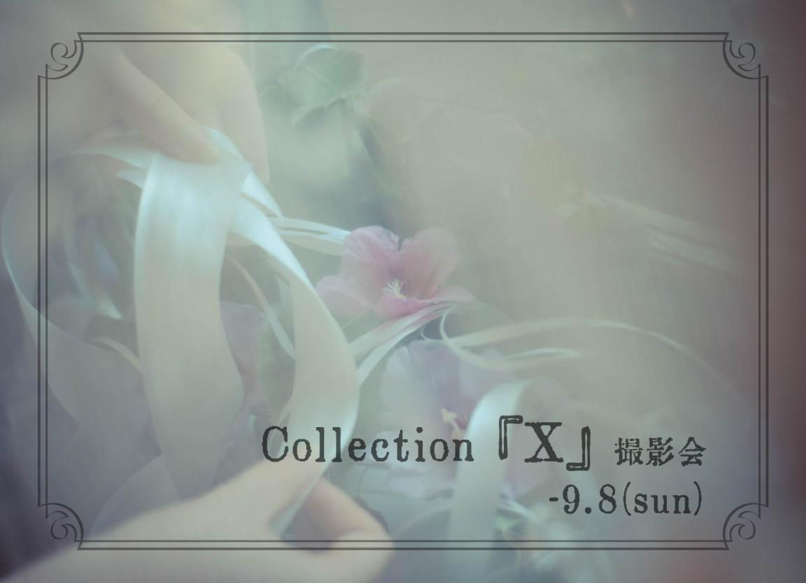 【撮影会】anSHE・「X 」~ 重なり合って恋をする。
