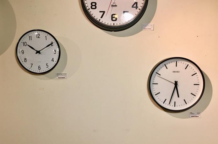 人気の時計。