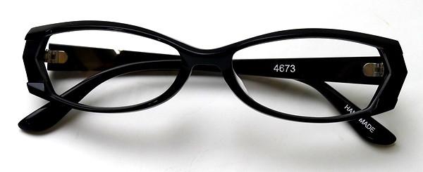 「仮面ライダー電王」で使用したメガネ No NAME 4673 ブラック / クリアー、ご予約受付中。