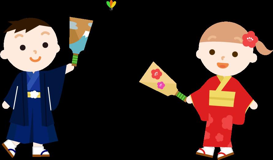ゼロワンの外遊び紹介羽つき 外遊びを再び日本の文化にnpo法人ゼロワン