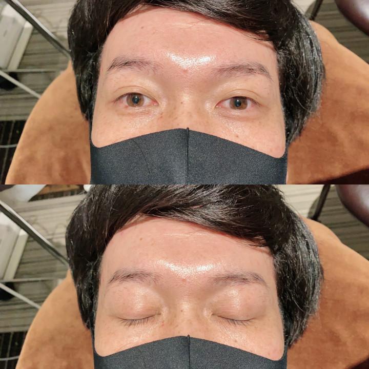 メンズ眉毛専門サロン