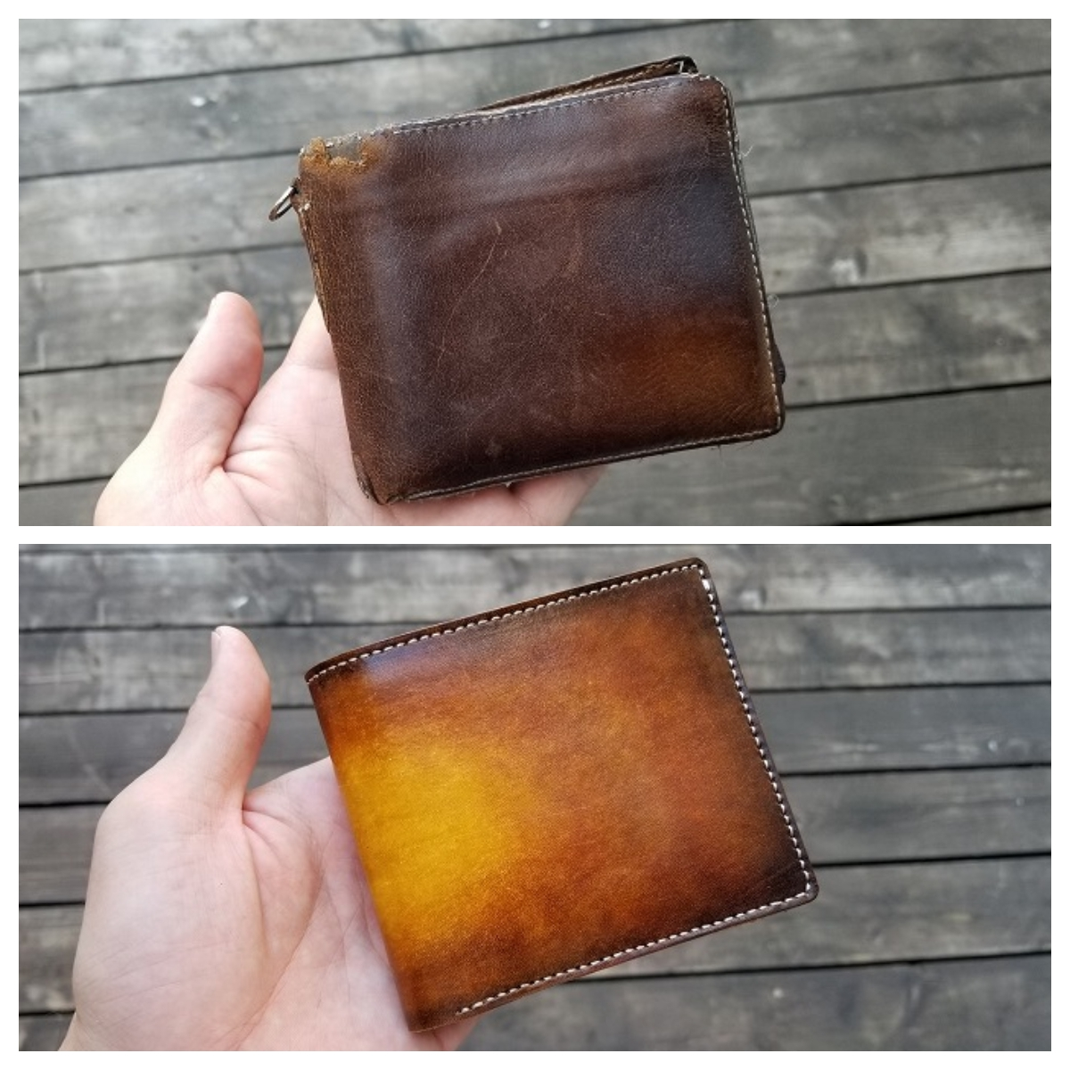 財布リペア