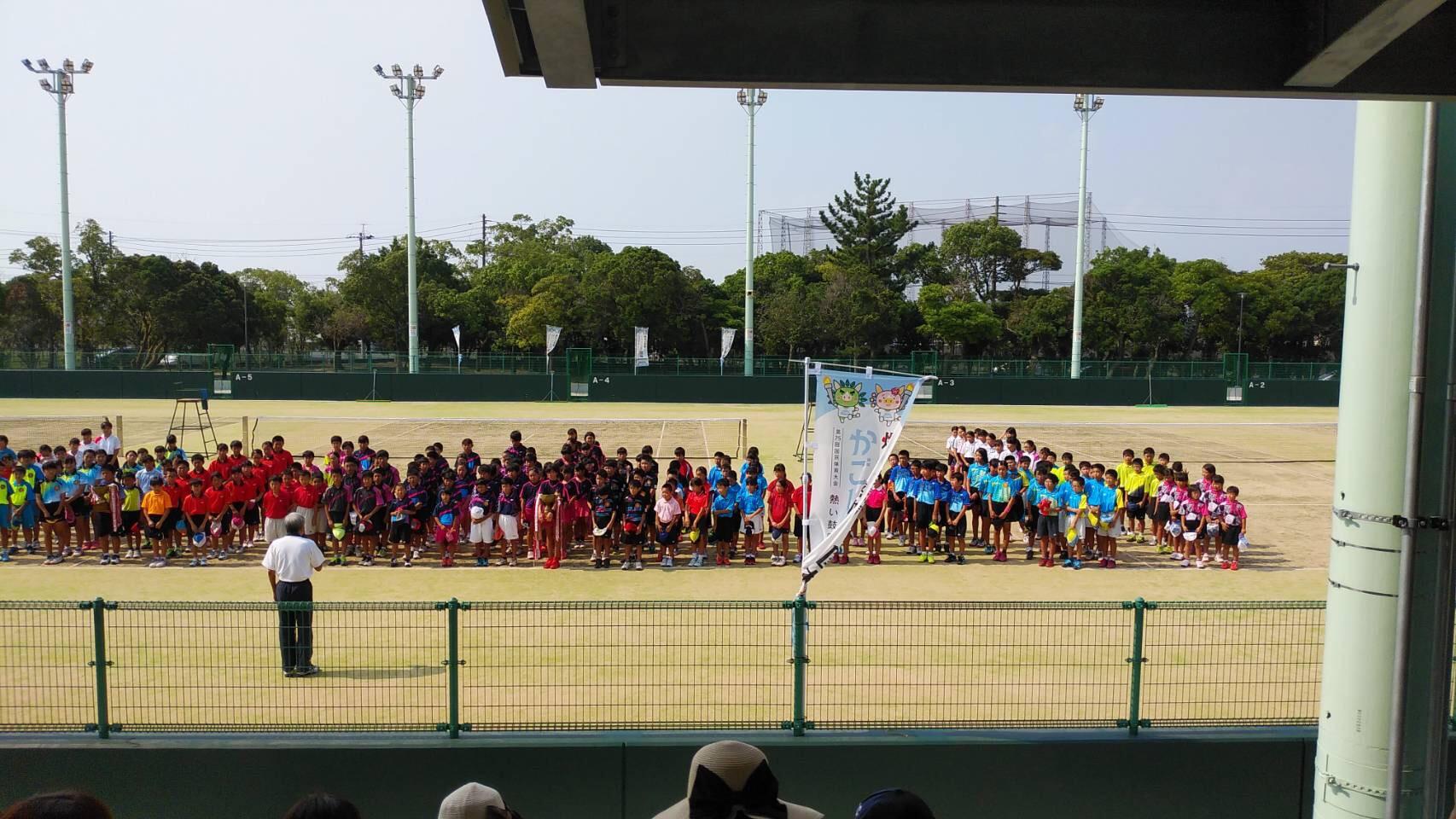 鹿児島 県 ソフトテニス 連盟