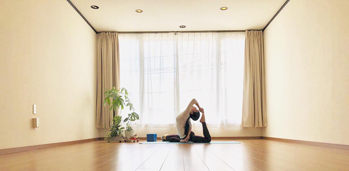 yoga shala くすの木の画像