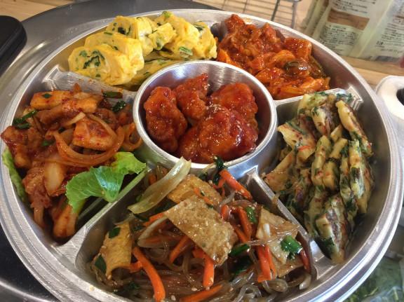 韓国 料理 テイクアウト