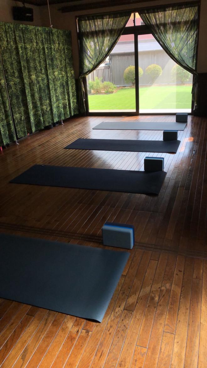 yoga家の画像